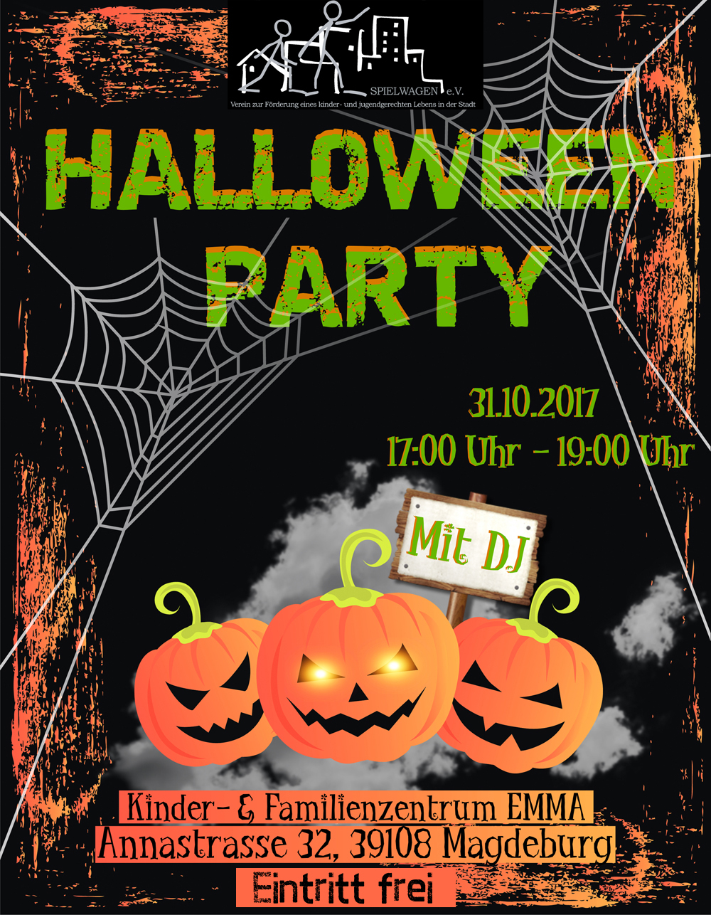 Spiele Halloween Party